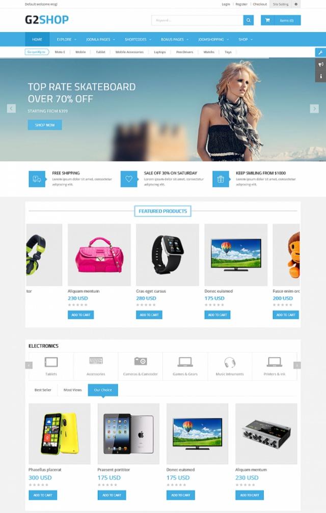 Web bán thời trang phụ kiện