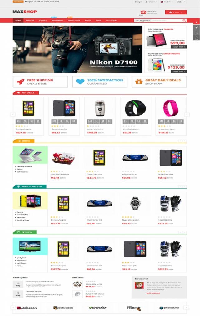 Web bán đồ công nghệ