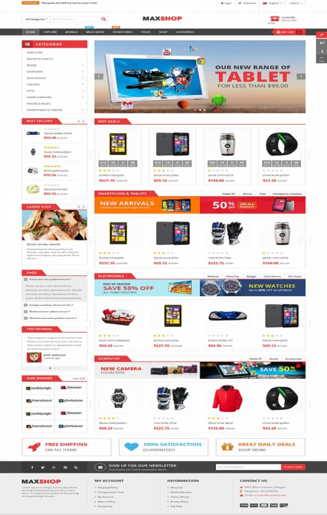 Web bán điện thoại